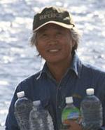 '해군기지 반대' 구속됐던 양윤모 평론가 석방