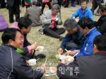 성산읍 부녀회, N7W행사서 음식제공 봉사활동