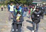 장애인과 함께하는 기행, 22일 '열사람의 한걸음'