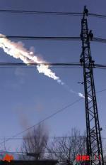 우주의 변고?…러시아 하늘서 유성 폭발 1000명 부상
