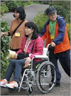 장애인과 함께하는 행복한 기행...9일 '열사람의 한걸음'