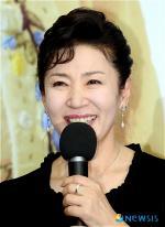 배우 김자옥 폐암 합병증으로 별세...향년 63세