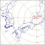 일본 나가노현 6.8 규모 강한 지진 발생