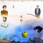 홍보람 작가, '붉고 푸른 당신과 나 사이'展