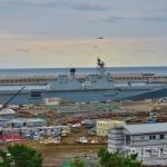 해군기지 국책사업 공사현장에 '외국인 노동자' 고용 이유는?
