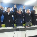 """더민주 당선자들 """"정권 오만에 심판한 것...도민주권의 승리"""""""