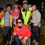 [포토] 장애인과 비장애인의 '열사람의 한걸음' 아름다운 동행