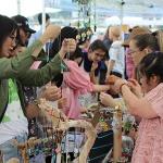 풍성한 '외국인 페스티벌'...플리마켓-환경장터 열렬 호응