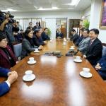 탈당 결심 굳힌 원희룡 지사...새누리당 도의원들도 '고심'