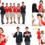 티웨이항공, 2017년 '새 얼굴' 홍보모델 공개
