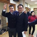 함덕고 특수학급, 노인복지회관에 성금 전달