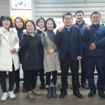 반딧불이 작은도서관, 운영위원회 위촉식 개최