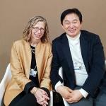 """원희룡, IUCN 사무총장 면담...""""리더스포럼 세계적 환경회의로"""""""
