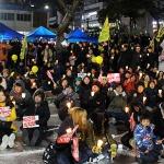 """주말 박근혜 퇴진 촛불집회, """"어두운 세상, 촛불로 밝히자"""""""