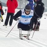 원유민 선수, 전국장애인동계체전 은메달 추가 '기염'