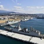 제주해군기지 준공 1년, 7월 크루즈항 개항...갈등문제는?