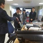 제주지방조달청, 전기자동차 충전장치 제조현장 방문
