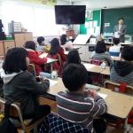 의귀초, 4 ․ 3평화 ․ 인권교육 주간 운영