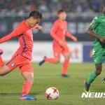아디다스컵 U-20 에콰도르전, 30일 제주서 개최