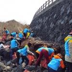 관광통역사협회 제주지부, 용두암 해안도로 정화활동