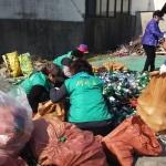 용담2동 새마을부녀회, 월례회의 및 숨은자원 모으기 사업 실시