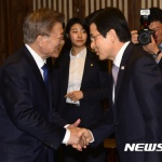 청와대, 황교안 총리·박승춘 보훈처장 사표 수리