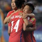 [U-20 월드컵] '이승우·백승호 연속골' 한국, 아르헨티나 꺾고 16강 선착