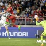'U-20' 한국, 잉글랜드에 석패…조 2위로 16강행