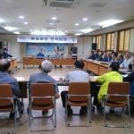 용담2동 마을회장협의회 5월 회의 개최