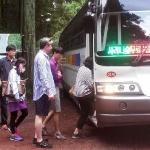 제주시 사려니숲길 셔틀버스 운행 종료...무슨 이유?