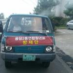 용담2동, 사업용 차량 밤샘주차 단속 실시