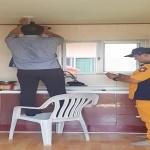 중문119센터, 중문의용소방대 합동 주택소방시설 안전점검