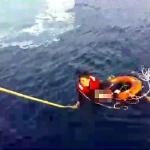 제주 바다서 표류하던 40대 3시간만에 극적 구조