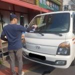 화북동, 불법 주.정차 근절 계도활동 전개