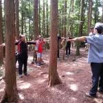 제주 유예지원보호위원회, '치유의 숲 체험' 프로그램 운영