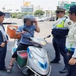 안전보건공단 제주, 이륜차 사고예방 캠페인 전개