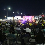 장애인문화예술축제 'A+페스티벌', 밤바다를 가득 메우다