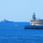 """해군 """"美군함 해양조사, 한미 협의로 매년 실시하는 정례조사"""""""