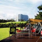 서귀포칼호텔, 프리미엄 캠핑 바비큐 새단장