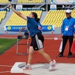 전국장애인체전 3일째...제주선수단, 메달 61개 획득