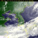 [내일 날씨] 흐리고 산발적 '빗방울'...미세먼지 농도는?