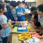 삼화초, 1학년 나눔장터 수익금 전액 초록우산에 전달