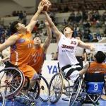 제주 휠체어농구단, '기타큐슈 국제 선수권대회' 준우승