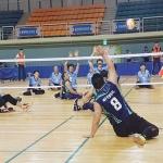 '제2회 제주도지사기 전국장애인좌식 배구대회' 17일 개막