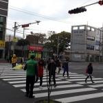 새마을지도자 삼양동협의회, 거리질서 지키기 캠페인 활동