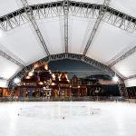 제주신화테마파크, 야외 아이스링크 개장...겨울시즌 저녁 8시까지 연장