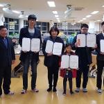 서귀포학생문화원, 11월 독서마라톤 우승자 시상