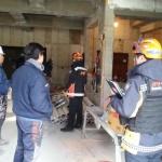 연동119센터, 공사장 화재 및 안전사고 예방점검 실시