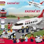 이스타항공, 한정판 블록세트 출시...17일부터 판매