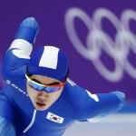 김민석, 스피드 스케이팅 1500m 값진 '동메달'